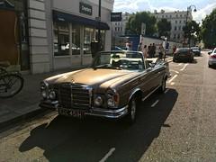 immuculate 1970 Mercedes 280Se 4.5L V8 Cabrio & Factory air-condition (mangopulp2008) Tags: immuculate 1970 mercedes 280se 45l v8 cabrio factory aircondition