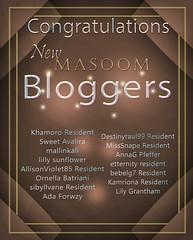 [[Masoom]] New Bloggers May 2018 (AmberChaudry Corpur : Owner of [[ Masoom ]]) Tags: new bloggers masoom monsoon massoom masoon