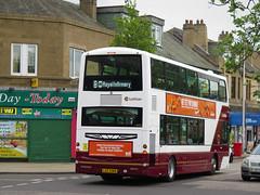 Lothian Buses 1002 (LXZ5384) - 11-05-18 (03) (peter_b2008) Tags: lothianbuses firstlondon towertransit volvo b9tl wright eclipsegemini2 1002 lxz5384 vn37984 bg61sxr edinburgh buses coaches transport buspictures