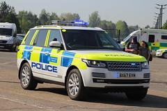BX67 EVM (JKEmergencyPics) Tags: metropolitan police land rover range vogue special escort group bx67 evm bx67evm