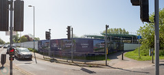 07/05/18 (Dave.Kirwin) Tags: car eastleigh ford hampshire hendy leighroad villeneuvestgeorgesway building constructionwork development