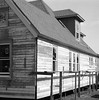 """New"" house (RickC.) Tags: texas agfa isolette arista edu bwfp d76 6x6 120 bw"