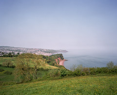 Shaldon and Teignmouth (@davidflem) Tags: shaldon teignmouth devon mamiya7 50mm kodak portra400 6x7 120film mediumformat filmphotography istillshootfilm