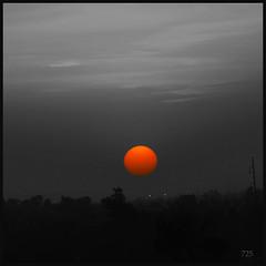 Cyrkle Sun (lloydboy52) Tags: cyrklesun cyrkle song 1960s redrubberball sunset atmosphericdust dustysunset
