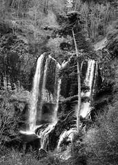 untitled-1139 (Ariel Novoplansky) Tags: alps francetrip frenchalps lyon rhone france2018 water fall bw
