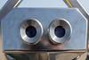 Mit dem Zweiten sieht man besser! (krieger_horst) Tags: optik edelstahl rügen metall sellin