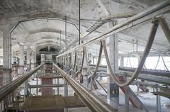 Loop (AnotherStepAway) Tags: urbex urban exploring exploration explore ue abandoned forgotten factory dust pigeon dark industry industrial adventure urbanexploring decay decayed