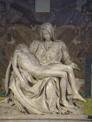 VATICANO - S. PEDRO - PIETA (jocas57102) Tags: itália vatican s peter basilica rome pieta michelangiolo