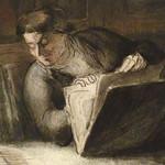 DAUMIER Honoré - Le Collectionneur (Rotterdam) - Detail 09 thumbnail