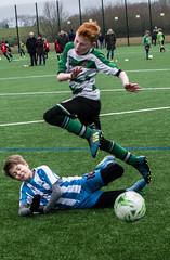 Tackle (PaulEBennett) Tags: football juniorfootball horwichrmi tackle