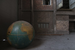 The world in a corner