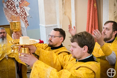 Богослужения в день памяти перенесения мощей святителя Николая Чудотворца