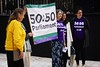 Millicent Fawcett Statue 10 - 50:50 Parliament (garryknight) Tags: sony a6000 on1photoraw2018 london creativecommons ccby30