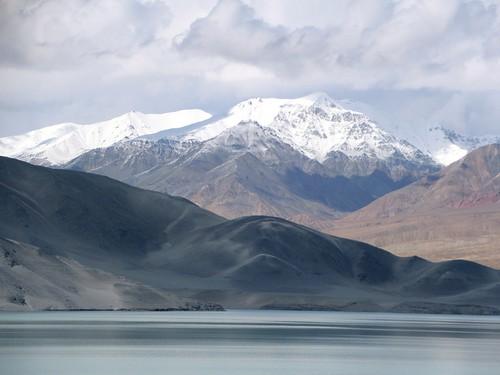 Xinjiang Pamir Mountains