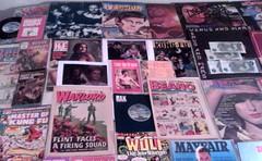 1974-1975 : (Retro King) Tags: 1974 retro 1975 collectables memorabilia original items collections books magazines records vinyl albums comics comicbooks 1970s vintage pop culture