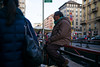 Milano Street Walking - On The Rail (In.Deo) Tags: milano lombardia italy street