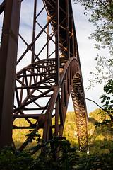 New River Gorge Bridge (Lauren Delgado) Tags: canon t2i 2470 west virginia wv mountain state mountains scenic drive scenery beautiful fall autumn colors new river gorge bridge fayetteville structure