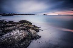 5V6A0615_red (Eivind Nielsen) Tags: karmøy water sunset bigstopper lee longexposure åkrasand norway beach sand