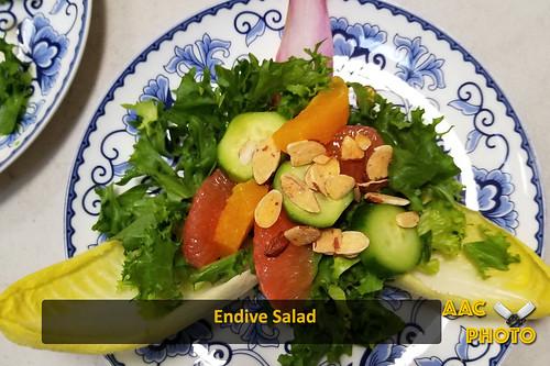 "Endive Salad • <a style=""font-size:0.8em;"" href=""http://www.flickr.com/photos/159796538@N03/41831293792/"" target=""_blank"">View on Flickr</a>"