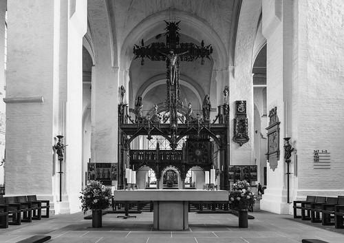 Lübeck Cathedral IV (Documentation)