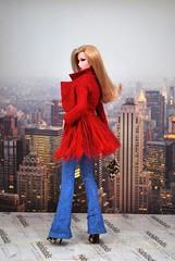 Red Fancy Suit (dolls&fashion) Tags: habilisdolls habilisdollscreations habilisdollsfashionroyalty fashionroyalty fashion fashiondolls