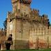 Rocca degli Alberi, 1360-1362, remparts de Montagnana, province de Padoue, Vénétie, Italie.