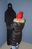 Warm Clothed (Warm Clothes Fetish) Tags: girl sweat warm hot winter fur coat boots niqab hijab hat