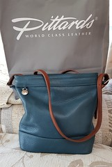 2018 0425 548 (SGS8+) Lucy's new Pittards bag (Lucy Melford) Tags: samsunggalaxys8 pittards leather bag
