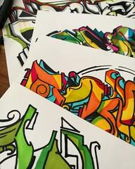 Getting lettering 2018  #letterporn #anckmillan #graphotism #typo #letras #tipografia (ANCK MILLAN) Tags: tipografia anckmillan graphotism typo letras letterporn