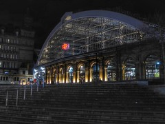 Lime Street Station, Liverpool, England (PaChambers) Tags: limestreet lime street station liverpool england uk northwest greatbritain urban maritime city europe architecture scouse chinese new year 2018 winter
