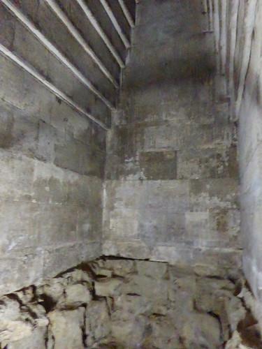 Burial Chamber, Red Pyramid, Dahshur