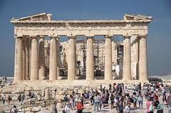 Parthenon, EastEnd (Mr. History) Tags: athens greece parthenon greeks ancient socrates plato aristotle