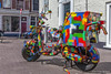 Vervoermiddel (Pieter Musterd) Tags: vehikel kleurrijk colorfull pietermusterd musterd canon pmusterdziggonl nederland holland nl canon5dmarkii canon5d denhaag 'sgravenhage aadhandgranaat aadsleutel
