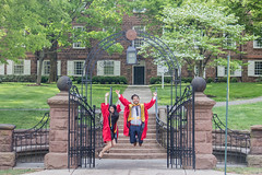 mary&naweed (47 of 101) (justinmay1) Tags: mary naweed grad graduation college rutgersuniversity rutgers collegeave yard