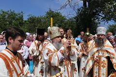 36. Вознесение Господне в Никольском 17.05.2018