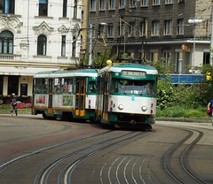 Liberec (Ellenalu86) Tags: liberec tschechien czech strasenbahn tatrat2 t2 transport reisen rumknipsen öffentlicherverkehr tram strasenbahnromantik meterspur snapshot publictransport phototraveller verkehr tramvaj stadt city traveling