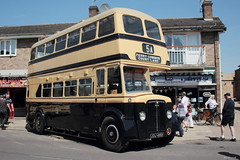 Crossley DD42/6 (mickyman13) Tags: crossley dd426 birminghamcitytransport crossleydd426 birminghamcorporationtransport crossleyhoe7diesel canon cannoneos60d cambridgeshire bus eos eos60d 60d 60deos alltypesoftransport transport whittlesey whittlesea whittleseybusfest2018 whittleseybusfest busrunning