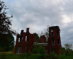 Andresen House (David Sebben) Tags: andresen house davenport iowa fire richardsonian romanesque architecture rare old abandoned vacant