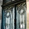 Blue (Mery Weather) Tags: door puerta tiltshift