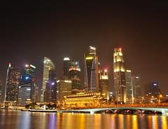 Singapur, indescriptible (JSG67) Tags: rascacielos skyline singapur
