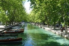 Canal du Vassé @ Pont des Amours @ Annecy (*_*) Tags: annecy hautesavoie france 74 europe savoie may 2018 spring printemps sunny afternoon pontdesamours bridge canal canalduvassé