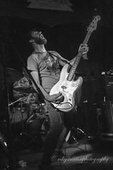 play it! (mgstanton) Tags: rebuilder music performance bass bassplayer bostonmusic blackandwhite bw middleeastcafe mideastcafe inthezone