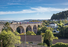 Coombe by saltash (Rails West) Tags: 125 coombebysaltash cornwall fgw125 locations specialcolours viaduct 43185 intercity