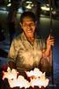 Hoi An (Rolandito.) Tags: asia asie asien southeast south east viet nam vietnam hoi an lantern vendor lamp lamps low light portrait