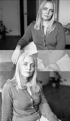 PHSQUAT3230002 (newmandrew_online) Tags: пленка сф чб girl filmisnotdead film filmphotografy film120 120mm mamiya 6x6 mamiyac220 bw blackandwhite belarus beauty portrait illford hp5