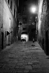 Siena (Roger Gazineu) Tags: street city bw blackandwhite pretoebranco preto branco