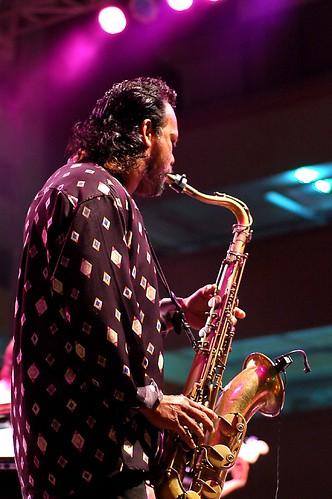 Sax Jamming