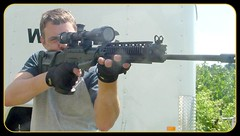 L1A1 Sniper Rifle (weaponeer) Tags: rifle assault weapon sniper fal l1a1