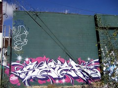 Sever Wall (See El Photo) Tags: street 15fav streetart art wall 510fav 100v graffiti la losangeles nice wire weeds paint niceshot good lot 10f spray explore 100views barbedwire 200views awr spraypaint msk goodshot 3f 200v sever vacantlot 1000views 4f 1f faved 5f 2f laart 222v2f 111v1f explorepage 1015favs 11f seeelphoto onethousandviews biggreenwall explore427 chrislaskaris