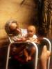 Juan Camilo y  la abuela Lala (mherrero) Tags: portrait argentina 35mm juan grandmother retrato son slide abuela cordoba oldphoto 儿子 oldphotos filho grandmère lala fili nonna hijo fils 兒子 sohn mherrero juancamilo сынок